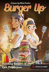Burger Up Kortspill