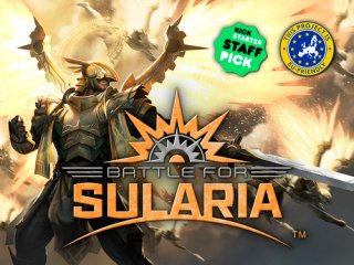 Battle for Sularia Kortspill