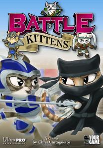 Battle Kittens Kortspill