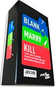 Blank Marry Kill Kortspill