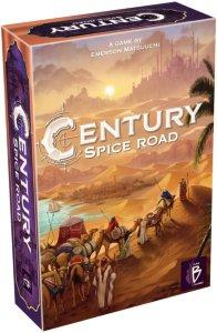 Century Spice Road Kortspill