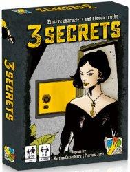 3 Secrets Kortspill