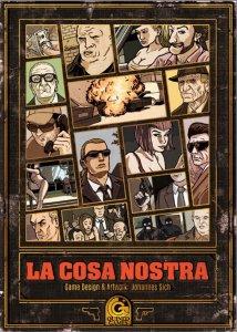 La Cosa Nostra Kortspill