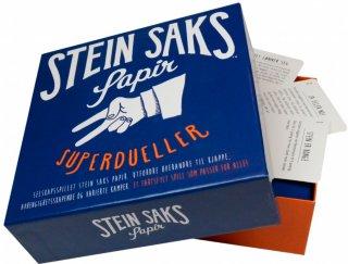 Stein Saks Papir Superdueller Kortspill