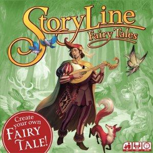 Storyline Fairy Tales Kortspill
