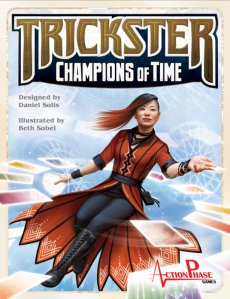 Trickster Champions of Time Kortspill
