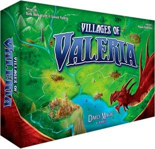 Villages of Valeria Kortspill
