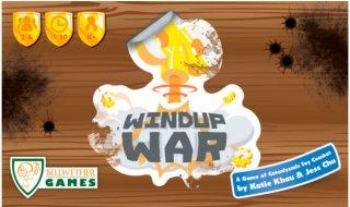 Windup War Kortspill