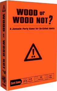 Wood Or Wood Not Kortspill