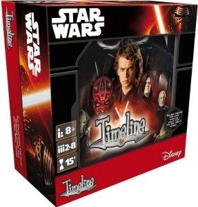 Timeline Star Wars Kortspill