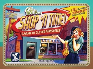 Shop N Time Kortspill