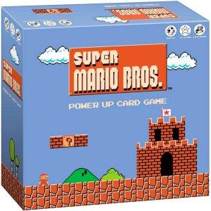 Super Mario Power Up Kortspill