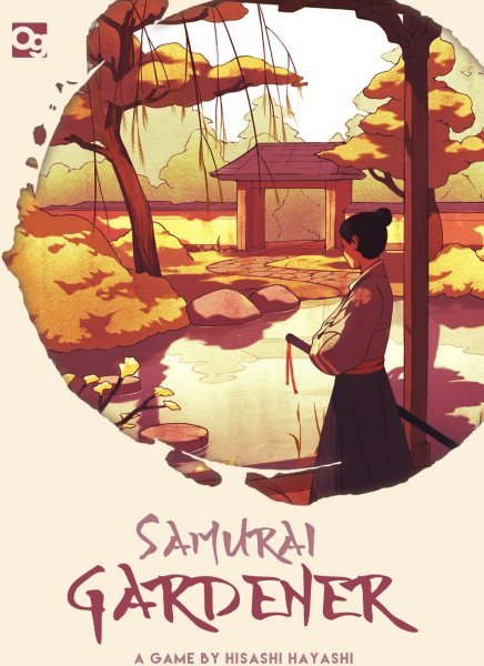 Samurai Gardener Kortspill