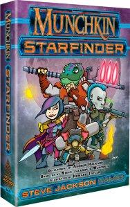 Munchkin Starfinder Kortspill