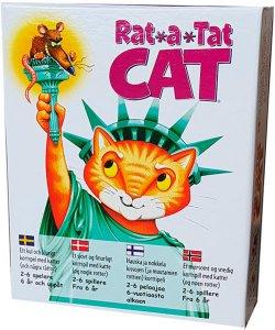 Rat a Tat Cat Kortspill