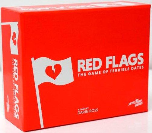 Red Flags Kortspill