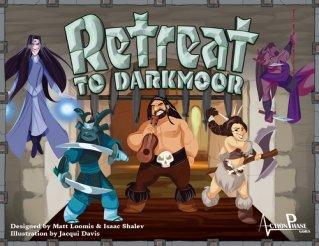 Retreat to Darkmoor Kortspill