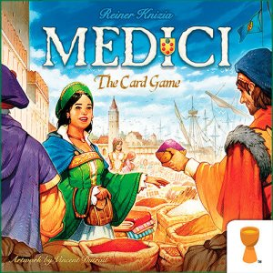 Medici The Card Game Kortspill