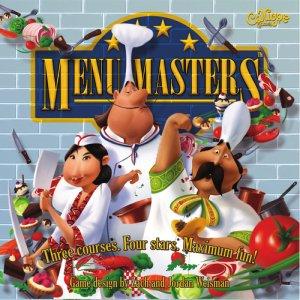 Menu Masters Kortspill