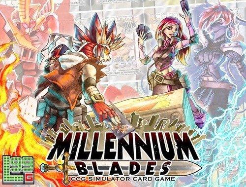 Millennium Blades Kortspill
