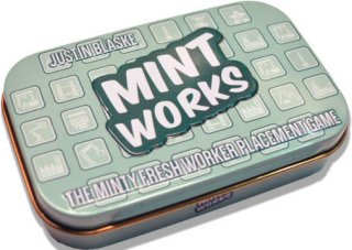 Mint Works Kortspill