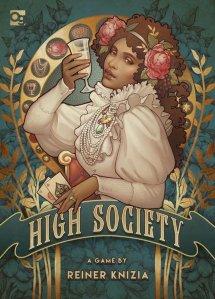 High Society Kortspill