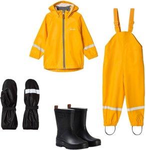 Kuling San Marino regnsett m/støvler og hansker