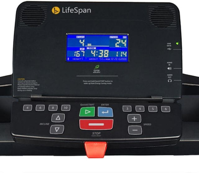 LifeSpan TR1200i