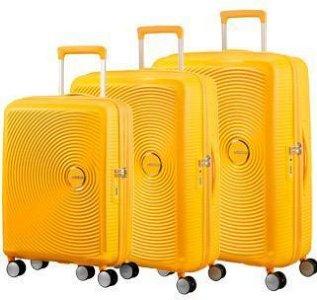 American Tourister Soundbox koffertsett