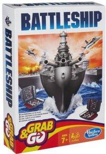 Battleship Reiseutgave Brettspill