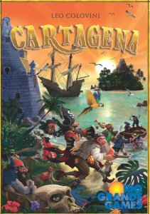 Cartagena Brettspill Second Edition