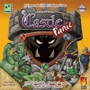Castle Panic Brettspill