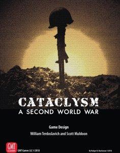 Cataclysm A Second World War Brettspill