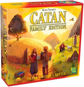 Catan Family Edition Brettspill
