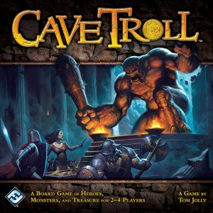 Cave Troll Brettspill