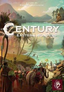 Century Eastern Wonders Brettspill