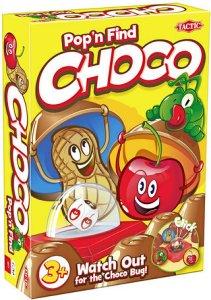 Choco Brettspill