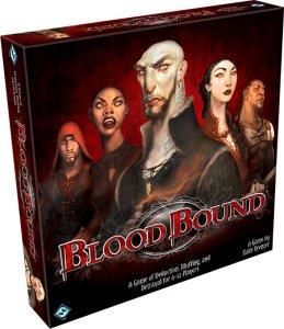Blood Bound Brettspill