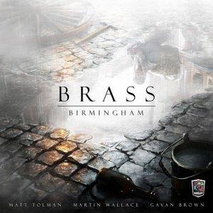Brass Birmingham Brettspill