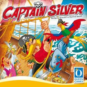 Captain Silver Brettspill