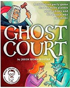 Ghost Court Brettspill
