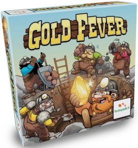 Gold Fever Brettspill