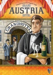 Grand Austria Hotel Brettspill