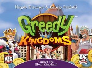 Greedy Kingdoms Kortspill