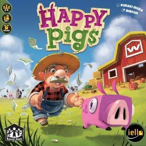 Happy Pigs Brettspill