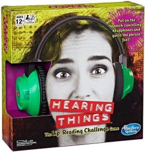 Hearing Things Brettspill