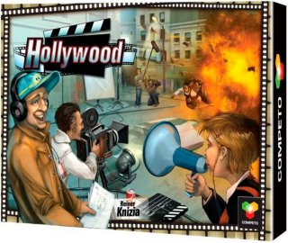 Hollywood Brettspill