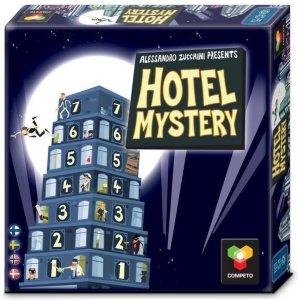 Hotel Mystery Brettspill