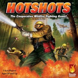 Hotshots Brettspill