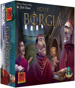 House of Borgia Brettspill